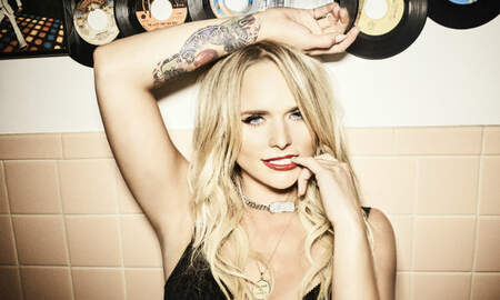 Music News - Miranda Lambert to Celebrate 'Wildcard' During NYC Album Release Party