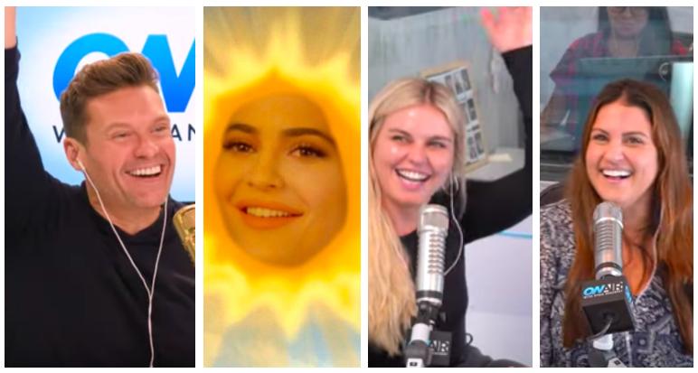 "Ryan Seacrest Remixes Kylie Jenner's ""Rise & Shine"": Listen"
