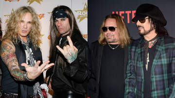 iHeartRadio Music News - Nikki Sixx Fires Back At Steel Panther Singer For Ruthless Vince Neil Joke