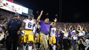 Louisiana Sports - LSU Not Looking Past Slumping Mississippi State