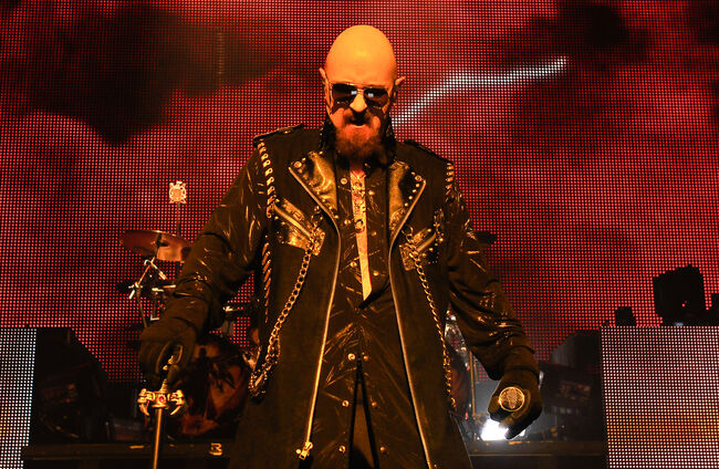 Judas Priest And Mastodon In Concert - San Francisco, CA