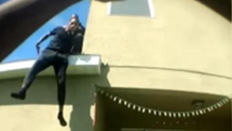 Florida Cop Loses One Vacation Day After Pushing Teen Off A Roof