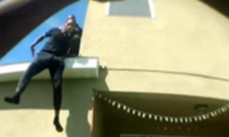 National News - Florida Cop Loses One Vacation Day After Pushing Teen Off A Roof