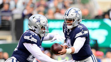 Dallas Cowboys - Cowboys Face Eagles On Sunday