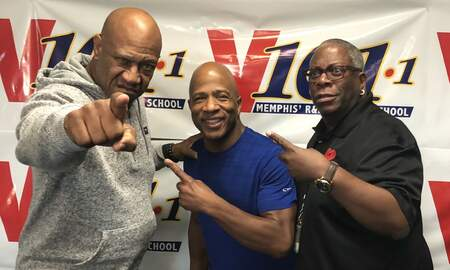 Mike Evans and The Memphis Morning Show - Tiny DeeBo Lister In Memphis!!!