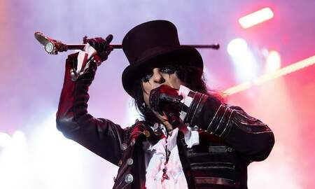 Rock News - Alice Cooper Made The Perfect Spooky Halloween Playlist