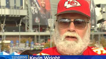 Laura KBPI - Alright. I'll give this Kansas City Chiefs fan a pass.