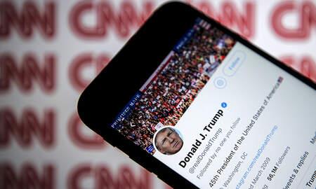 Noticias Nacionales - Trump Campaign Intends To Sue CNN Over Biased Coverage