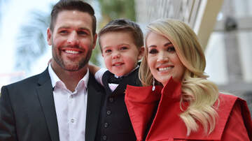 Music News - Carrie Underwood's Son Isaiah Named Mayor Of 'Cry Pretty 360 Tour'