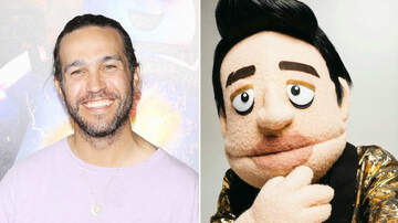 Entertainment News - Beebo And Pete Wentz Have An Awkward Encounter In Hilarious PATD TikTok