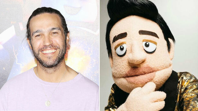 Beebo And Pete Wentz Have An Awkward Encounter In Hilarious PATD TikTok