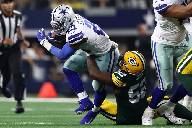 Will The Packers Defense Have A Strong Performance Against Josh Jacobs?