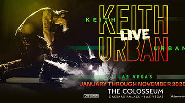 image for Keith Urban at The Colosseum at Caesars Palace