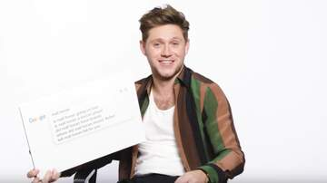 Entertainment News - Niall Horan Answering The Net's Questions About Him is Truly Delightful
