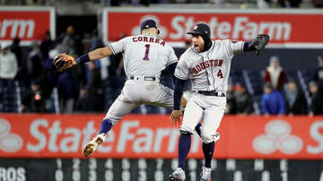 Sean Salisbury - Astros Look To Advance To World Series Tonight In New York In ALCS Game 5