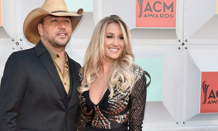 Music News - Jason Aldean's Son Says Naughty Word While Trying To Pronounce 'Witch'