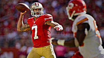 FOX Sports Radio - No, the Kansas City Chiefs Are Not Considering Signing Colin Kaepernick