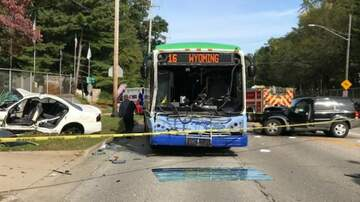WOOD Radio Local News - Rapid bus involved in Wyoming crash; 1 seriously injured