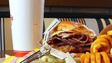 Mark Blazor - #FoodieFriday: Meatoberfest from Arby's