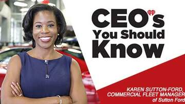 CEO's You Should Know - Karen Sutton-Ford, Commercial Fleet Manager