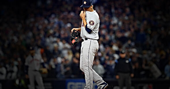 Report: Yankees Fans Mocked Zack Greinke's Anxiety Disorder During Game 4