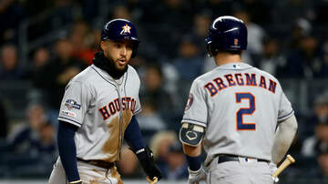 None - Three Astros Win Silver Slugger Awards