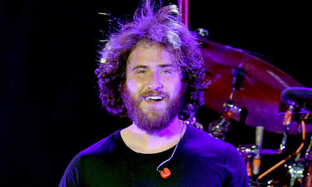 Entertainment News - Mike Posner Completes Walk Across America: See The Victorious Pic