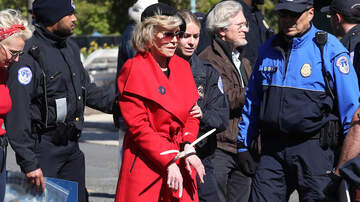 iHeartRadio Music News - Jane Fonda Arrested Again During Climate Change Protest In D.C.