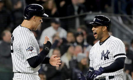 Sports Desk - Yankees Power Past Astros To Force Game Six