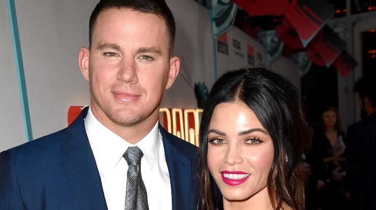 Jenna Dewan Found Out About Channing Tatum & Jessie J With The Rest Of Us   iHeartRadio