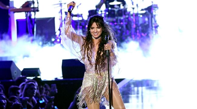 Camila Cabello Channels Her Inner Sharpay While Lip Syncing 'Fabulous'