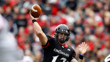 Mo Egger - ESPN1530 On Demand: Former UC QB Zach Collaros.