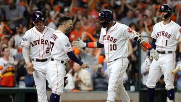Matt Thomas - The Houston Astros Are Headed Back to the World Series!!