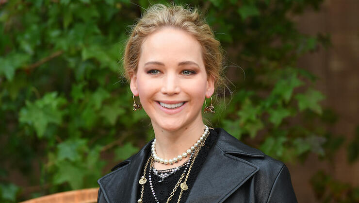 Jennifer Lawrence Marries Cooke Maroney In Rhode Island Wedding   iHeartRadio