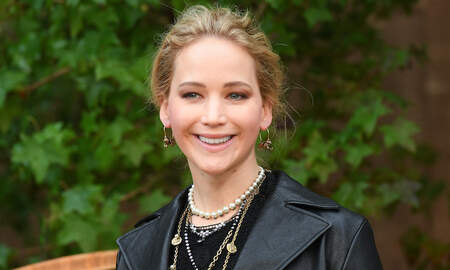 Entertainment News - Jennifer Lawrence Marries Cooke Maroney In Rhode Island Wedding