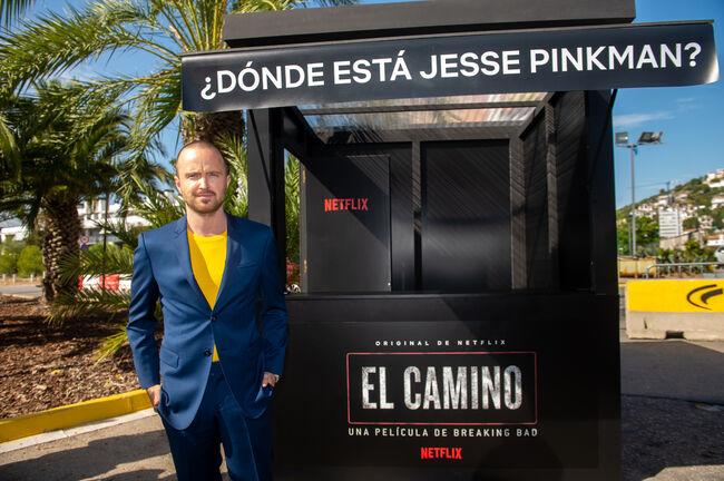 """El Camino: A Breaking Bad Movie""- European Festival Premiere By Netflix - Sitges Film Festival 2019"