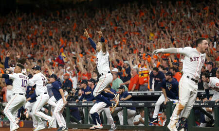 Texas News - Astros are headed to the World Series