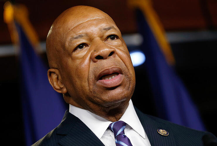 Democrats From The House Select Committee On Benghazi Hold News Conference