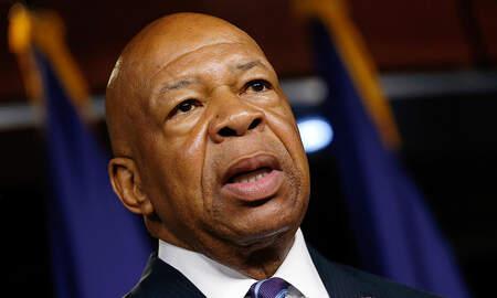 Politics - Elijah Cummings' Body to Lie in State at U.S. Capitol