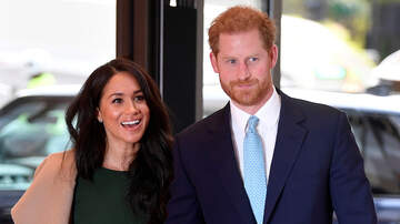 Entertainment News - Meghan Markle & Prince Harry May Be Spending Thanksgiving In The U.S.