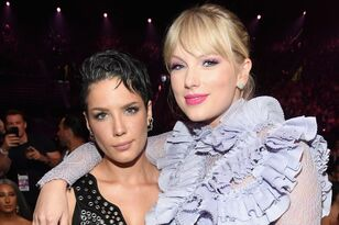 Halsey Gushes Over Taylor Swift And 'Absolutely' Wants To Collab With Her