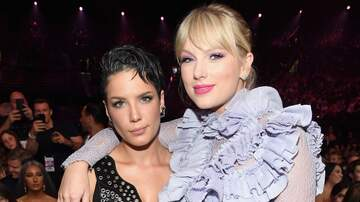 Entertainment News - Halsey Gushes Over Taylor Swift And 'Absolutely' Wants To Collab With Her