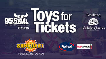 None - 95.5 The Bull Toys For Tickets 2019 Toy Drop Off At Rebel