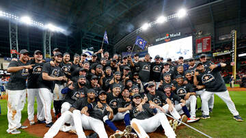 The Bottom Line - Have You Heard? The Astros Are Heading Back To The World Series!