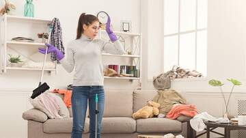 Andi and Kenny  - Men Create Seven Extra Hours Of Housework For Women A Week, Study Finds