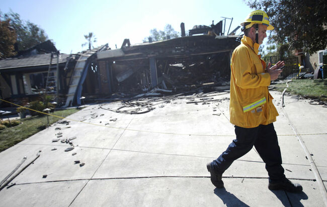 L.A. County Places 6 Cent Parcel Tax for Fire Department on March Ballot