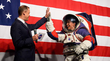 Emerging Technology - NASA Unveils New Spacesuits