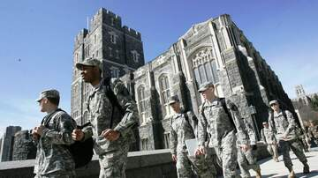 1450 WKIP News Feed - Search Continues For West Point Cadet