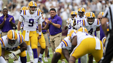 Louisiana Sports - Tigers Remain At #2 In AP Top 25