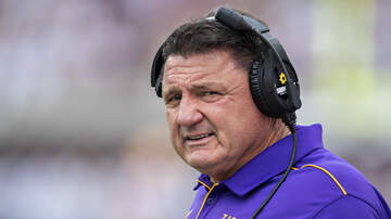 Louisiana Sports - LSU Holds At #3 In Coaches Poll